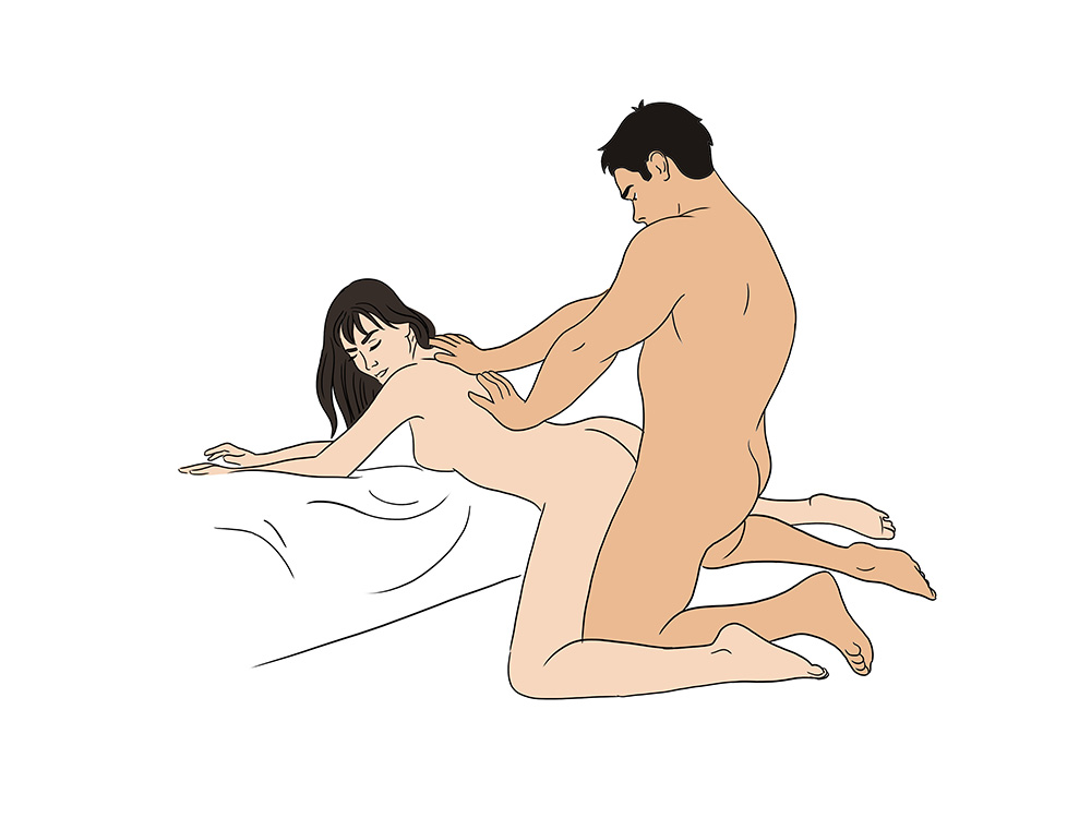 Anal Best positions time first