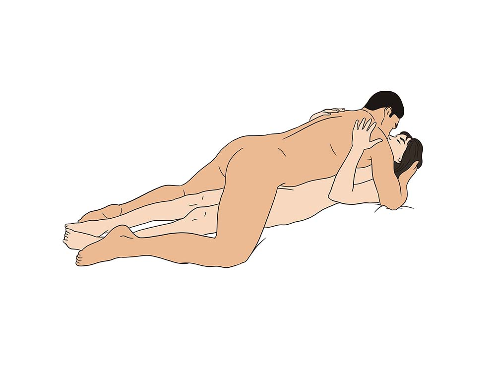 Charming Male dominating sex positions right! think