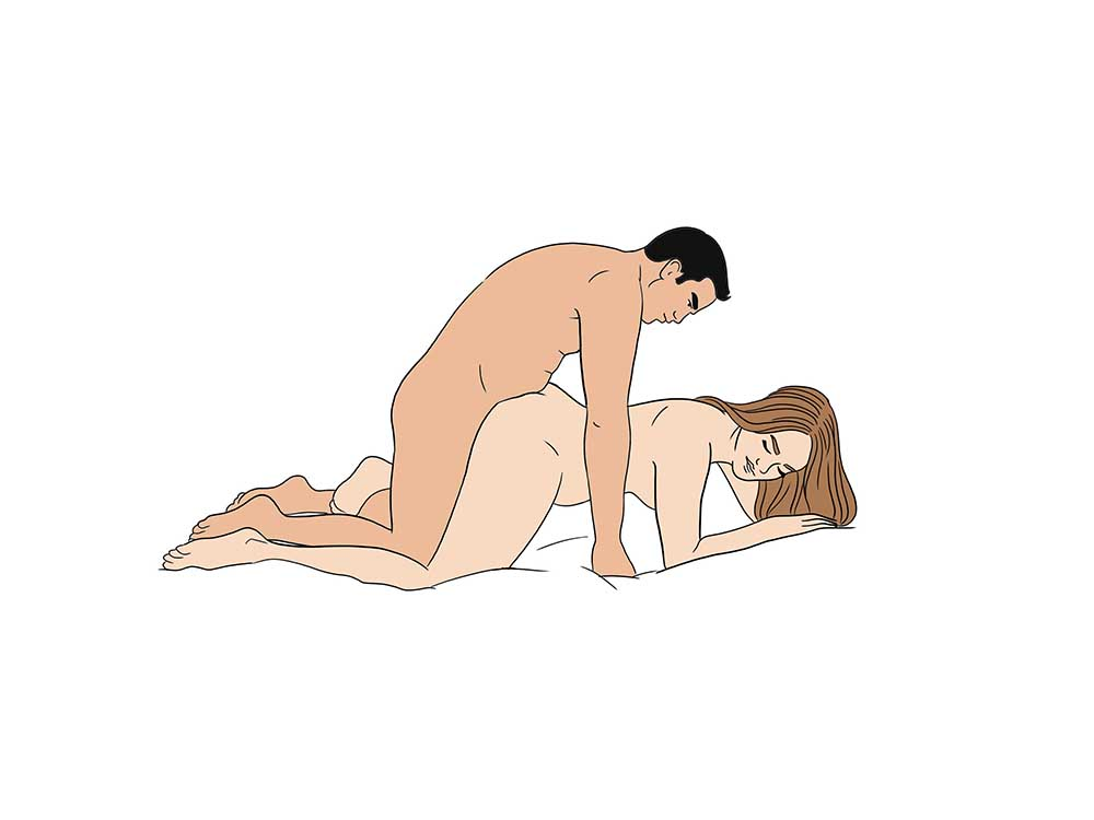 Sex technique beetle position
