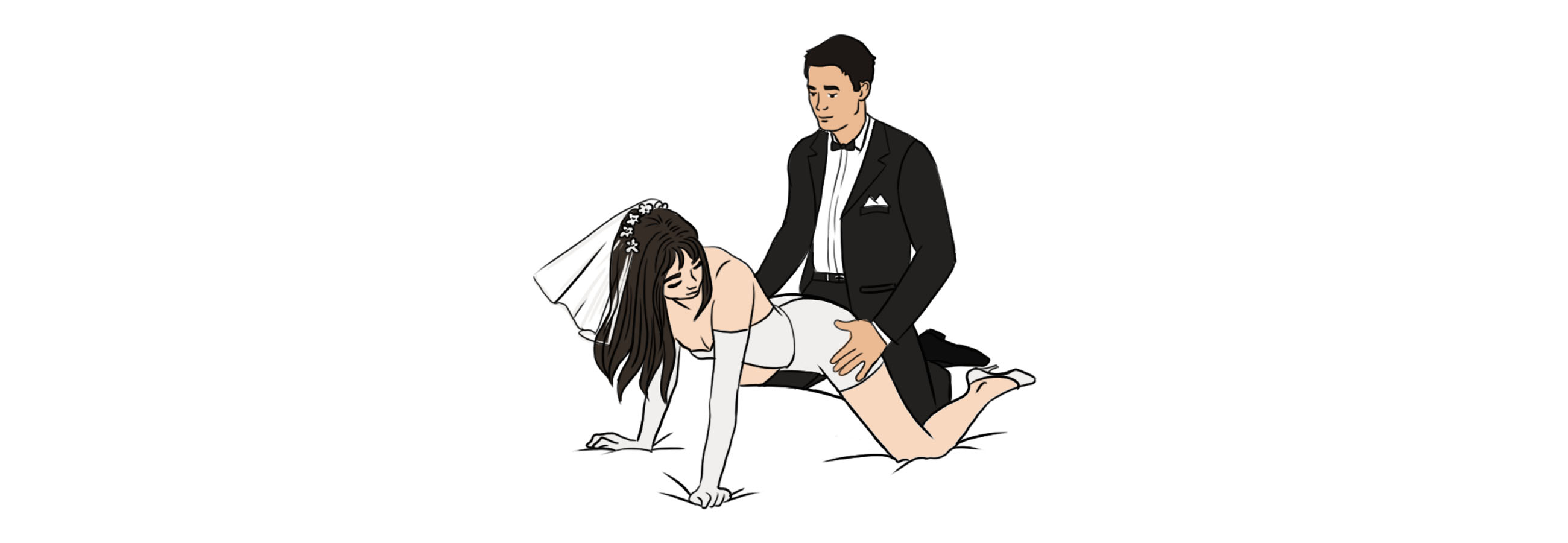 Sexy New Sex Positions Perfect for Married Couples