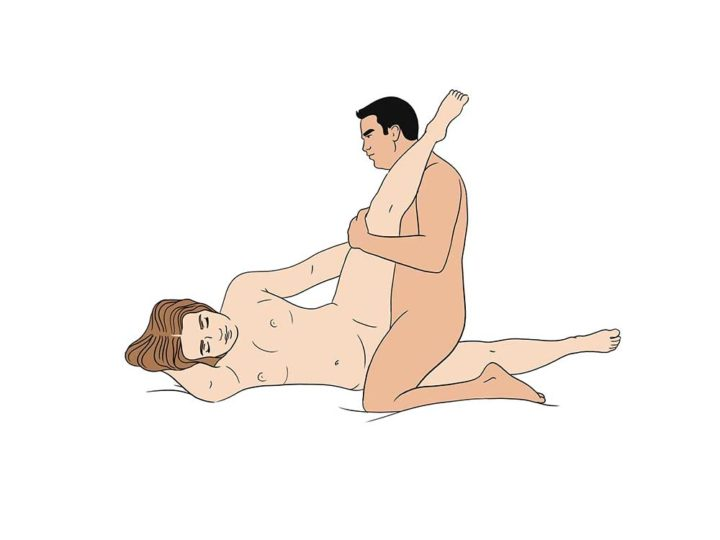 Sex positions for fat
