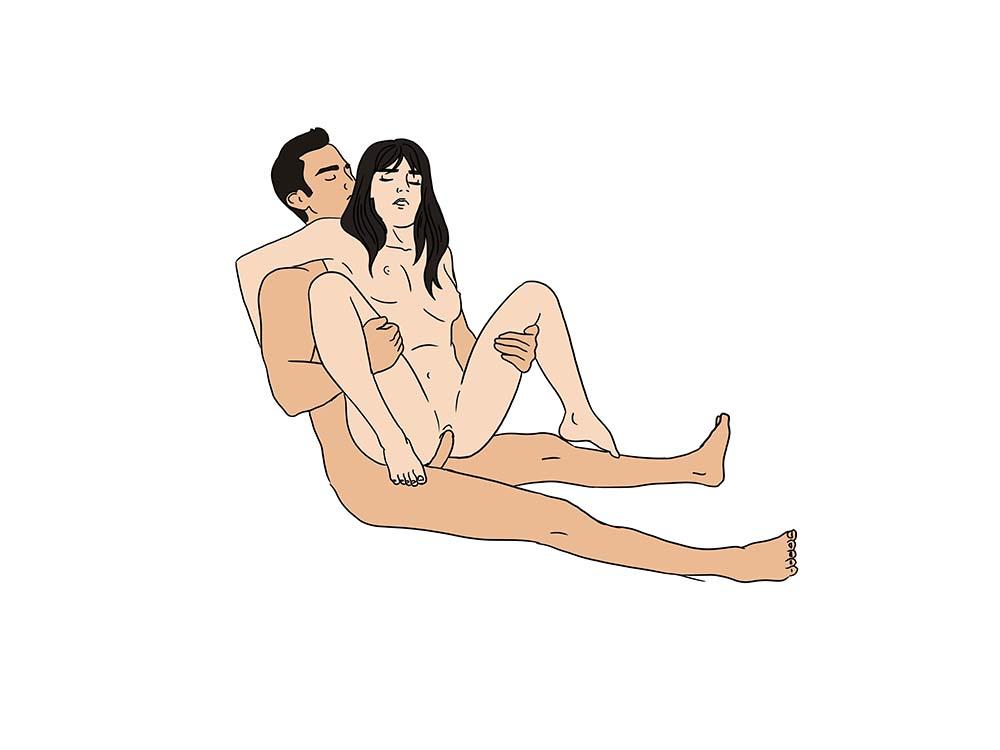 Porn cradle gif